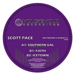 PACE, Scott/PAUL PAREDES - Westbound & Down EP (Front Cover)