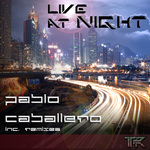 CABALLERO, Pablo - Live At Night (Front Cover)