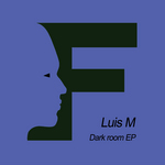 LUIS M - Dark Room (Front Cover)
