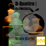 D QUATTRO - Chemicals EP (Front Cover)