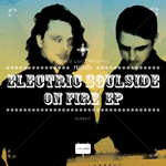 ELECTRIC SOULSIDE - On Fire EP (Front Cover)