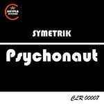 SYMETRIK - Psychonaut (Front Cover)