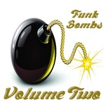 FUNK YOU VERY MUCH - Funk Bombs: Volume Two (Free Preview Of The Album) (Front Cover)
