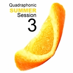 VARIOUS - Quadraphonic Summer Session 3 (Front Cover)