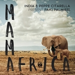 INDIA presents PEPPE CITARELLA - Mamafrica (Front Cover)