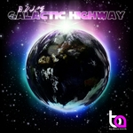 D VICE/MC TEELEX - Galactic Highway EP (Front Cover)