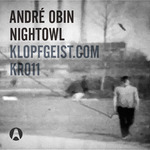 OBIN, Andre - Night Owl EP (Front Cover)
