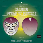 MACHO - Spear Of Destiny EP (Front Cover)