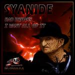 SYANIDE - Bad Dreams (Front Cover)