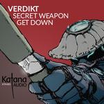 VERDIKT - Secret Weapon (Front Cover)