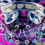 VARIOUS - Spirit Of Techno Vol 2 (Front Cover)