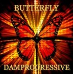 DAMPROGRESSIVE - Butterfly (Front Cover)