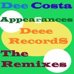 DEE COSTA - Appearances (The remixes) (Front Cover)