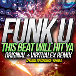 FUNK U feat STARCHILD - This Beat Will Hit Ya (Front Cover)