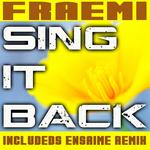 FRAEMI - Sing It Back (Front Cover)