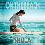 SHEILA - On The Beach (Front Cover)