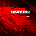 J SANZ - Snap Back (Front Cover)