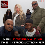 NEW COMPANY - The Introduction EP (Front Cover)