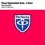 OAKENFOLD, Paul feat J HART - Surrender (Front Cover)