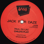 DU LAC, Paul - Child's Play (Front Cover)