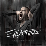 EVIL ACTIVITIES/VARIOUS - Extreme Audio (Front Cover)