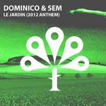 DOMINICO/SEM - Le Jardin (Front Cover)
