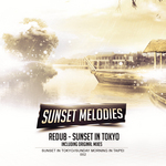 REDUB - Sunset In Tokyo (Front Cover)