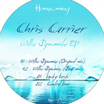 CARRIER, Chris - Willie Dynamite EP (Front Cover)