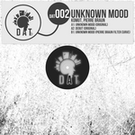 KOMUT - Unknown Mood (Front Cover)