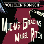 RITCH, Maikel - Muchas Gracias (Front Cover)
