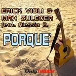 VIOLI, Erick/MAX ZULEGER feat ALESSIA D - Porque (Front Cover)