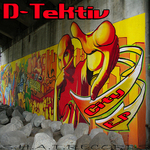 D-TEKTIV - City EP (Front Cover)