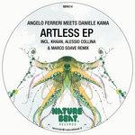 FERRERI, Angelo/DANIELE KAMA - Artless EP (Front Cover)