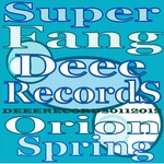 SUPER FANG - Orion Spring (Front Cover)