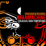 MANMACHINE - Colosuss (Front Cover)