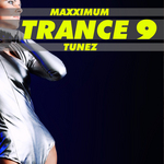 VARIOUS - Maxximum Trance Tunes Vol 9 (Front Cover)