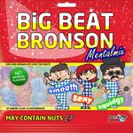 BiG BEAT BRONSON - May Contain Nuts EP (Front Cover)