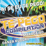 VARIOUS - Te Pego Compilation (Front Cover)