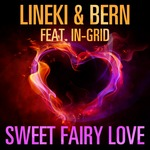LINEKI & BERN feat IN GRID - Sweet Fairy (Front Cover)
