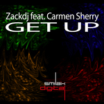 ZACKDJ feat CARMEN SHERRY - Get Up (Front Cover)