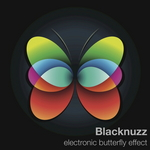 BLACKNUZZ - Electronic Butterfly Effect (Front Cover)