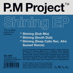 PM PROJECT - Shining EP (Front Cover)