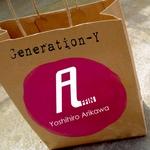 ARIKAWA, Yoshihiro - Generation Y (Front Cover)