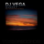 DJ VEGA - Sunset (Front Cover)