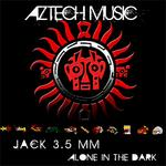 JACK 3.5MM - Alone In The Dark (Front Cover)