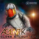 AGENT K - Close Encounters (Front Cover)