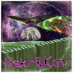 HEKR & KOV - Lunar Launch (Front Cover)