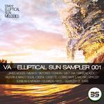 VARIOUS - Elliptical Sun Sampler 001 (Front Cover)