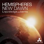 LIQUIDEDGE/BERNS - Hemispheres (Front Cover)