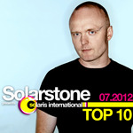 VARIOUS - Solarstone presents Solaris International Top 10 (Front Cover)